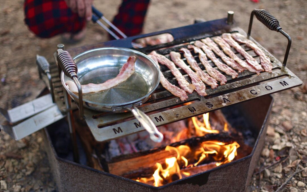Made In America Camping Grill | We Can Help You Out Here